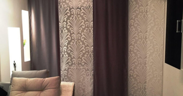 Японские шторы от Алсер