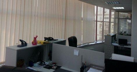 Вертикальные жалюзи для офиса, изображение